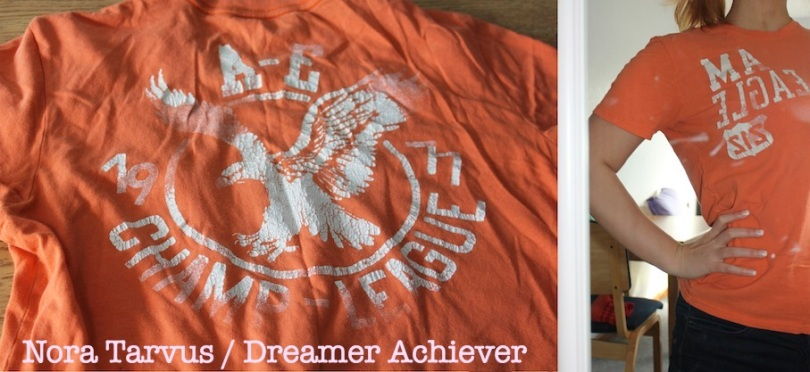 DreamerAchieverHabitatShirtsOrange