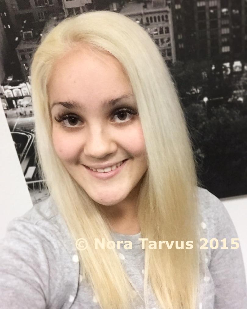 BlondeHairUpdate