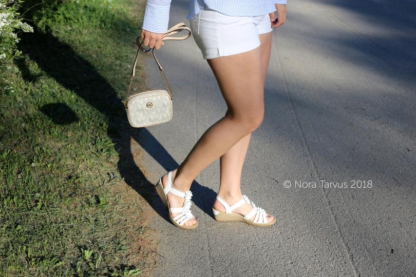 SandalsandtheBag