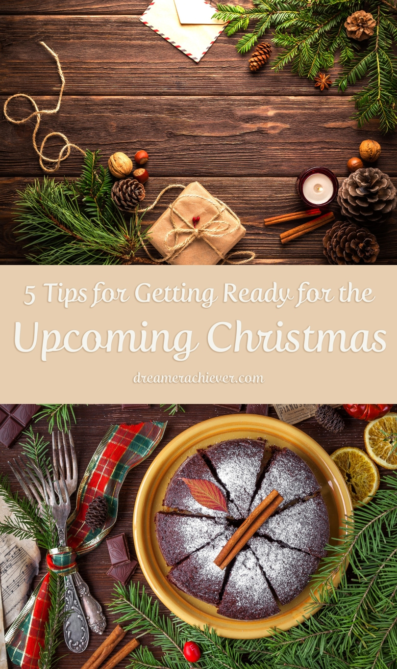 5 Tips for Getting Ready for the Upcoming Christmas 2
