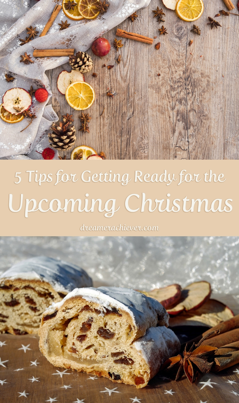 5 Tips for Getting Ready for the Upcoming Christmas 3