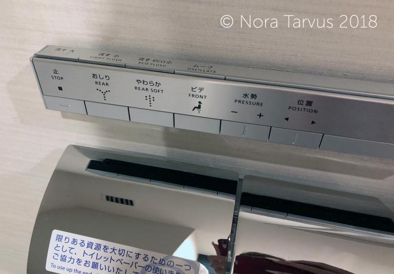 Daiwa Roynet Hotel Ginza Tokyo Japan Hotel Review 4 Toilet