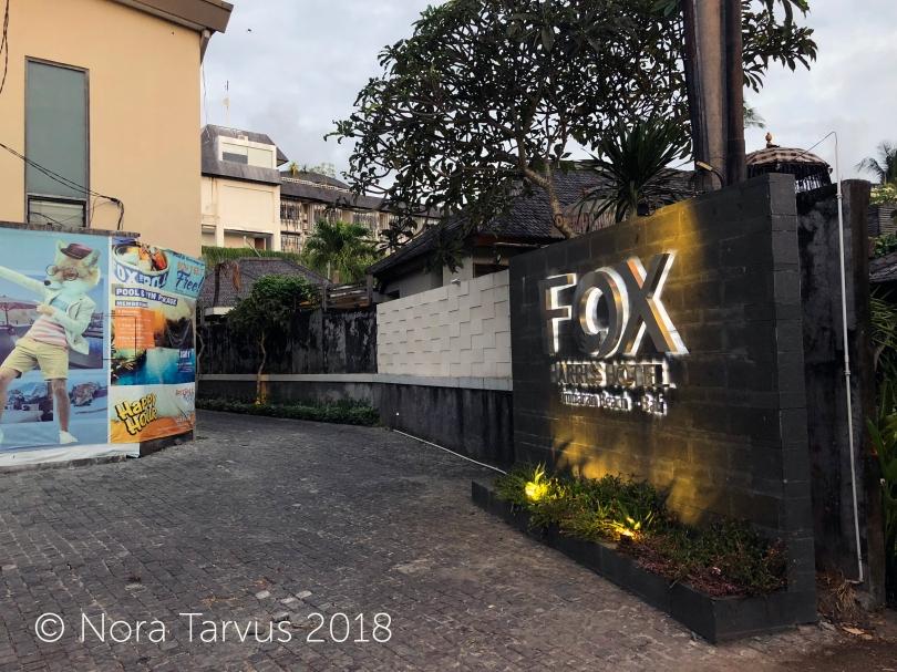Fox Harris Jimbaran Bali Indonesia Hotel Review 11