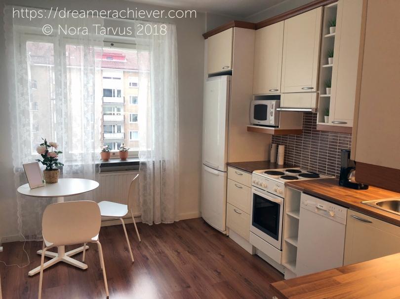Scandinavian Home Decoration Kitchen 2.0