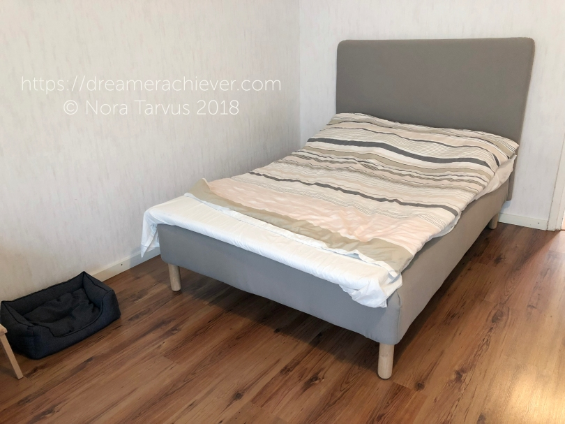 Scandinavian Home Decoration Bed