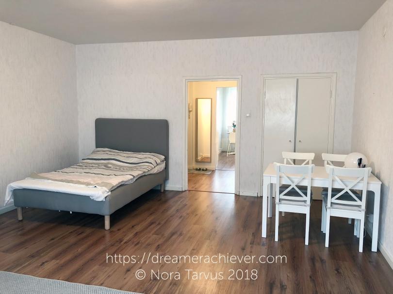 Scandinavian Home Decoration Room