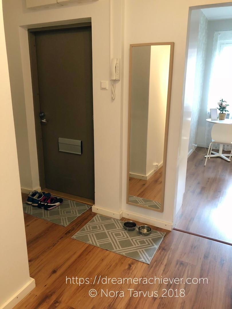 Scandinavian Home Decoration Corridor3