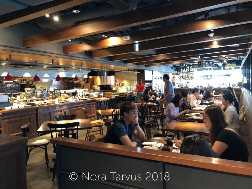 Daiwa Roynet Hotel Ginza Tokyo Japan Hotel Review 3 Breakfast