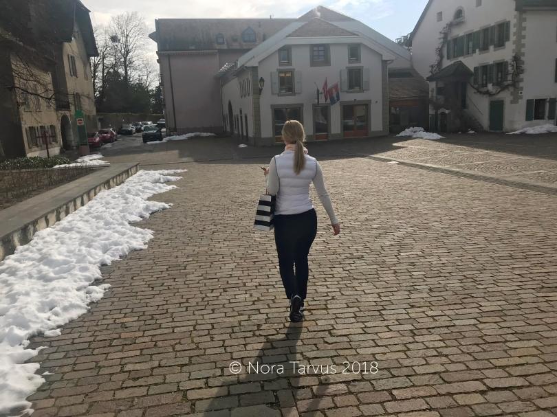 WalkinginNyon