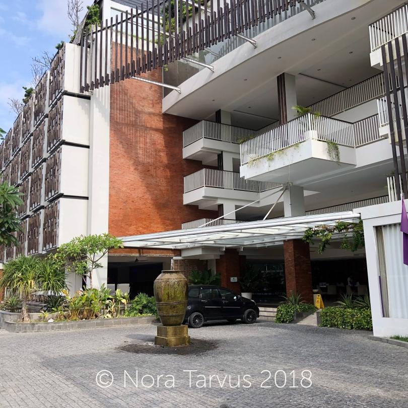 Fox Harris Jimbaran Bali Indonesia Hotel Review 13