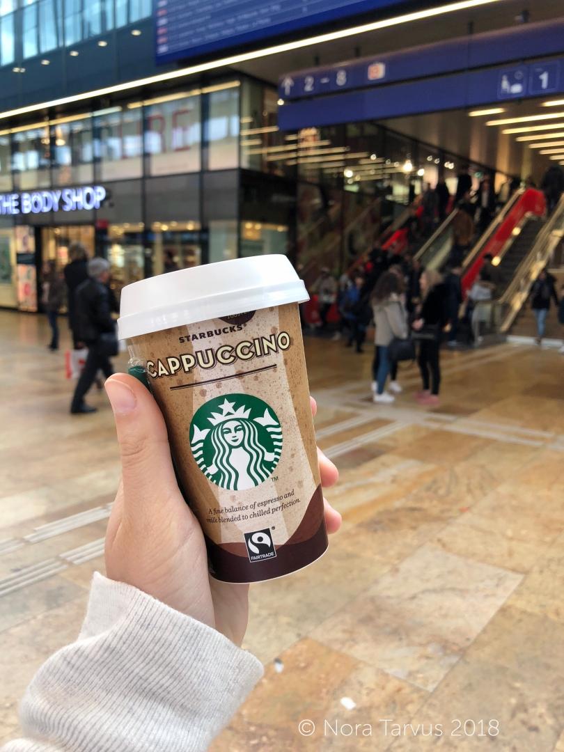 StarbucktimeinGeneva
